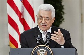 Mahmoud Abbas à Washington