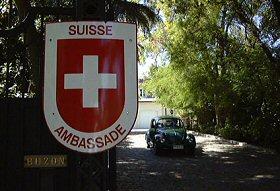 ambassade de l inde suisse