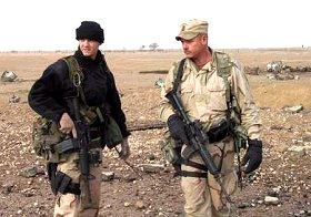 Commandos paramilitaires de la CIA