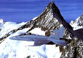 F/A-18 suisse biplace